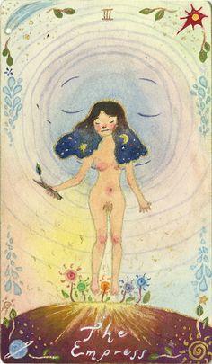 Astro-Tarot Cards on RISD Portfolios