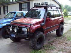 Suzuki Vitara: Description of the model, photo gallery ...