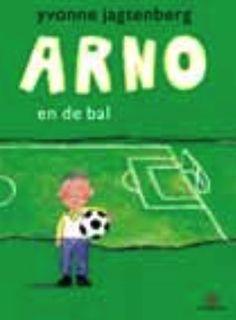 Arno en de bal, Yvonne Jagtenberg, kerntitel kinderboekenweek 2013, groep 1-2, Van zijn vader en moeder krijgt Arno een bal. Als hij ermee naar buiten gaat, hoort hij het advies dat hij er wel voorzichtig mee moet zijn. Daarom houdt hij zijn mooie wedstrijdbal heel stevig vast. Maar dat is natuurlijk niet de bedoeling. Tegen een echte bal moet je natuurlijk trappen! Daarvoor is hij gemaakt. Rubinstein, €12,95, ISBN 978 90 477 06772