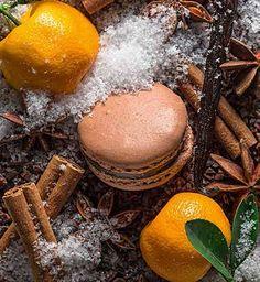 Ladurée's Quintessentially Christmas Macarons