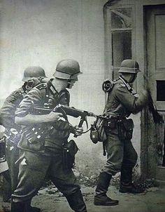 Deze wapens werden gebruikt in de oorlog die verzwegen werdt.