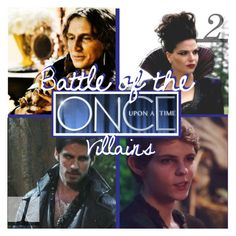"""""""Battle of the OUAT Villains - Audition"""" by seliahna on Polyvore featuring art"""