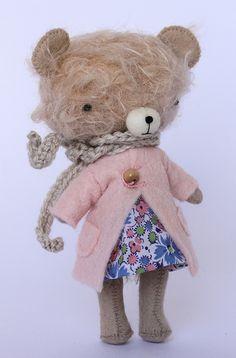 Image of Mini teddy set Aina