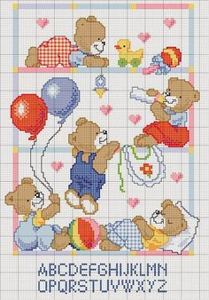 """Larder grazie"": cross stitch"