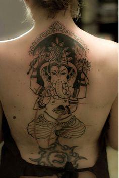 Quan Yin Tattoo