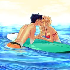 Percy/Annabeth - Just the Two of Us