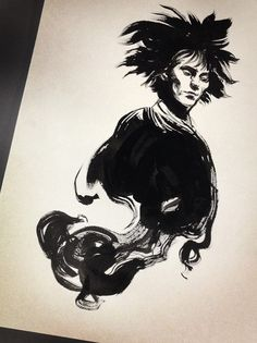 Sandman by Greg Ruth.