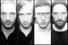 REFUSED - a Swedish hardcore punk band that flirts with experimental rock and alternative metal (check out my Top 10 Refused songs - click image)
