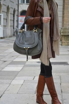 Chloe bag - love the color
