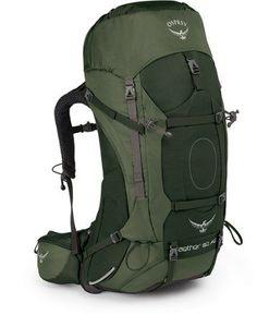 Osprey Men's Aether 60 AG EX Pack Adirondack Green M