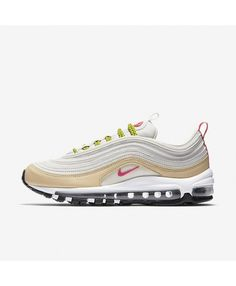 the latest 0b0f2 5bae4 Nike Air Max 97 Beige clair Outlet Uk, Nike Outlet, Nike Cortez, Nouvelle