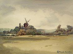 Por amor al arte: Mineke Reinders Gouache Painting, Sketches, Watercolor, Masters, Albums, Paintings, Natural, Amor, Water Colors
