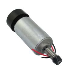300W high-speed air-cooled DC motor cnc spindle C00001 for cnc router //Price: $51.30//     #shop