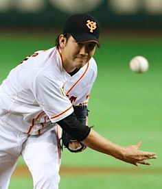 Tomoyuki Sugano (Yomiuri Giants)