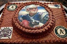 #patriots #groom #cake