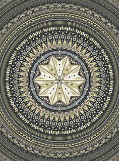 Mandala 2012 by Tony Bamber, via Behance
