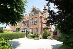 five bedroom semi-detached Edwardian house is situated close to Shoreham-by-Sea town centre.