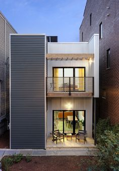 C3 prefab project. Chicago.