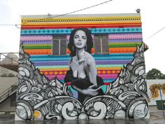 Street Art- downtown Sa, Tx