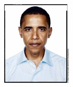 The Obama Art Report: Richard Avedon: Portraits of Power | We Heart It | portrait, obama, and photography