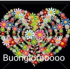 Che La Vita Continua: Buongiorno immagini teneri Italian Greetings, Italian Memes, Italian Phrases, Honeymoon Planning, Good Morning World, Montessori Activities, Team Bride, Good Mood, Floral