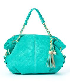 Look what I found on Turquoise Quilted Hobo by Big Buddha Turquoise Quilt, Big Buddha Bags, Trendy Handbags, Bucket Bag, Shoulder Bag, My Style, Stylish, Leather, Closets