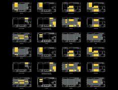 BZCasa Magazine - http://mag.bzcasa.it/abitare/architettura-e-design/gary-chang-come-ti-arredo-un-monolocale-di-32-mq-in-24-modi-diversi-3842/