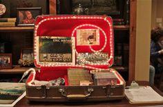 Eric Hanke Merch suitcase