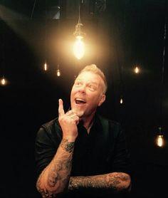 """4,581 Me gusta, 13 comentarios - METALLICA (@metallicafanpage_) en Instagram: """"#JamesHetfield #Metallica"""""""