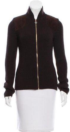 Gucci Wool & Cashmere-Blend Jacket