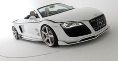 Audi R8 White Wolf Edition