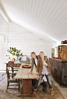 Go inside Ellen DeGeneres's dreamy ranch home