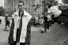 Alexander Neumann for Harper's Bazaar Latin America  Styling: Dianna Lunt  Model: Mia Rae