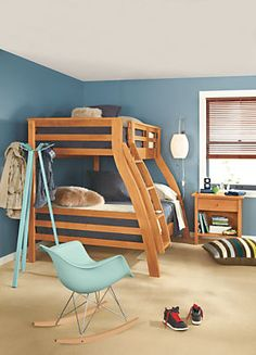 Riley Duo Bunk Bed Bunks & Lofts Kids Room & Board