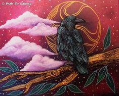 Anishinaabe Art | Jackie Traverse (Anishinaabe from Lake St. Martin First Nation)