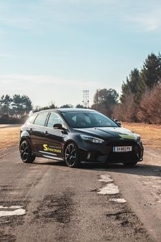 Inspiration for creative car photography. Powerful sportscar has been photographed in a commercial shoot. Focus Rs, Ford Focus, Car Photography, Filmmaking, How To Look Better, Composition, Commercial, Garage, San