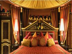 Expensive Accommodation: The Burj Al Arab in Dubai charges an average rate of $1910 per night