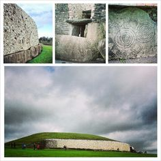 Newgrange Monument in Co Meath, Co Meath