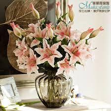 Resultado de imagem para arranjos florais artificiais para mesa jantar