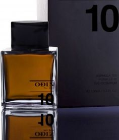 No 10 Roam Odin for women and men - Top notes are saffron and pepper; middle notes are ginger flower and coffee blossom; base notes are coconut milk, ebony wood and incense.