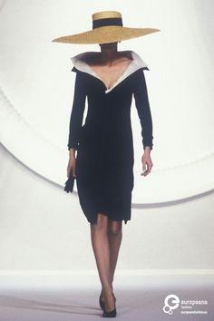 Christian Dior, Spring-Summer 1990, Couture on www.europeanafashion.eu