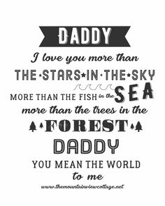 25 Dad Quotes to Inspire {With Images} – The Mountain View Cottage 25 Dad Quotes to Inspire {With Images} – The Mountain View Cottage,Son quotes 25 Dad Quotes to Inspire {With Images} – The. Daddy Quotes From Son, Best Dad Quotes, Daddys Girl Quotes, Papa Quotes, Dad Poems, Love My Parents Quotes, Happy Father Day Quotes, Father Daughter Quotes, Dad Qoutes