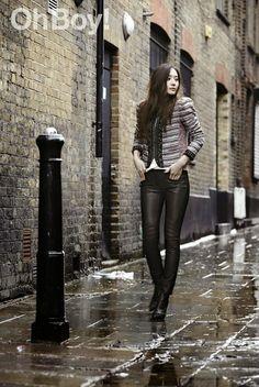 Krystal Jung f(x) - Oh Boy! Magazine March Issue 2014