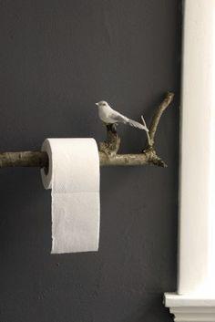 Toilettenvögelchen