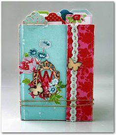 Emma's Paperie: Spotlight on Kaisercraft by Sherry Wright