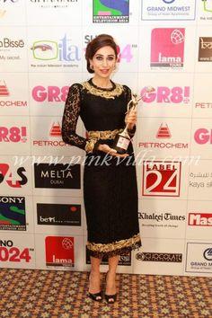 Karishma Kapoor, Juhi Chawla, Rani Mukerji & Urmila Matondkar at GR8 Women Awards