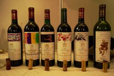 Mouton Rothschild vertical. Blessed