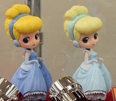 Banpresto Q Posket Disney Figure Vol 4 Cinderella Princess • CAD 56.64