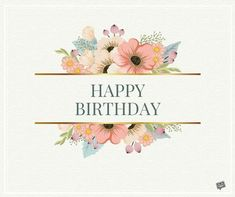 1344 Best Birthday Images images in 2019 | Birthday cards, Happy