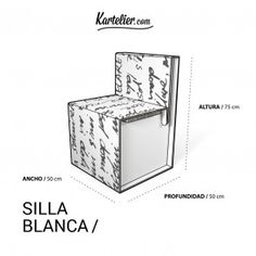 Mesa con Cristal - Kartelier | Muebles de cartón